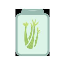 Celer řapíkatý kvašený