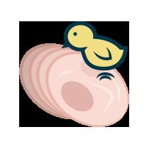 Šunka kuřecí vařená
