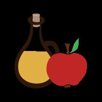 Ocet jablečný RAW