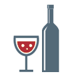 Víno červené sladké