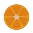 Pomeranč čerstvý