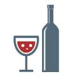 Víno červené polosuché