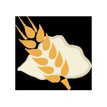 Škrob pšeničný deproteinovaný