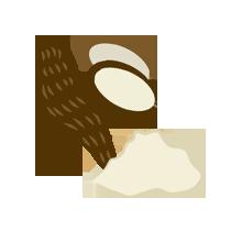 Škrob tapiokový