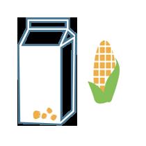 Mléko kukuřičné