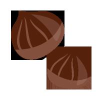 Kaštany jedlý neloupaný