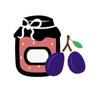 Džem švestkový