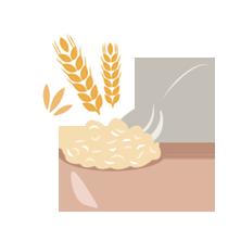 Amasaké pšeničné