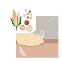 Amasaké quinoové