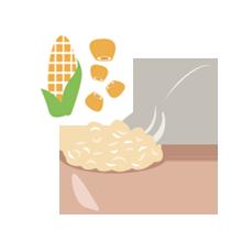 Amasaké kukuřičné