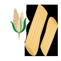Penne quinoové
