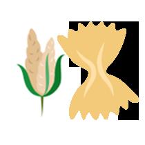 Farfalle quinoové