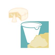 Mlékárenská kultura měkké sýry