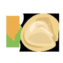Tortellini kukuřičné
