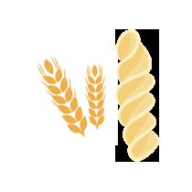 Fusilli pšeničné