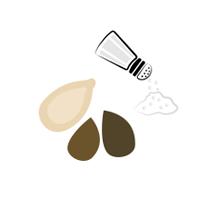 Dýňová semínka solená
