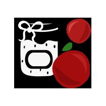 Marmeláda brusinková