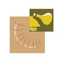 Larvy sršně fritované