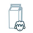 Mléko ovčí