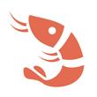 Krevety loupané vařené