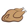 Kuře stehno bez kůže