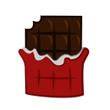 Čokoláda hořká 80%