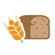 Chléb žitný celozrnný kváskový