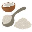 Cukr kokosový