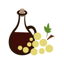 Ocet balsamikový červený