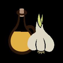 Ocet česnekový