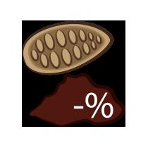 Kakao prášek nízkotučný