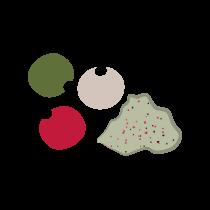 Pepř barevný