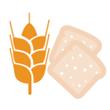 Chlebíček žitný pufovaný