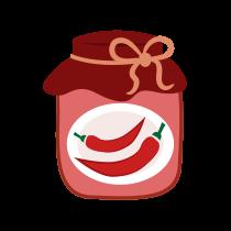 Chilli paprička nakládaná