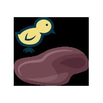 Játra kuřecí
