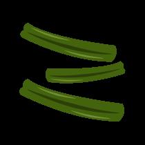 Fazolky mražené