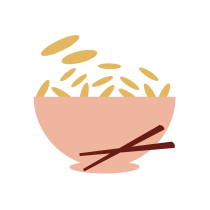 Rýže jasmínová natural