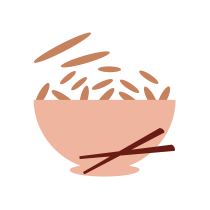 Rýže dlouhozrnná natural