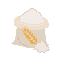 Mouka pšeničná celozrnná hladká