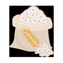 Mouka pšeničná celozrnná hrubá