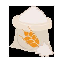 Mouka žitná celozrnná hladká