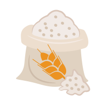 Mouka žitná celozrnná hrubá
