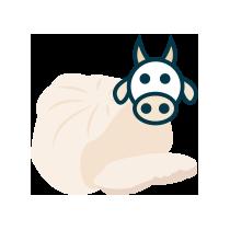 Mozzarella kravská