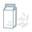 Mléko rýžové (komerční produkce)