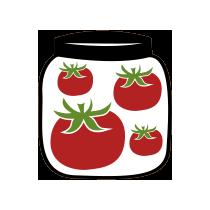 Rajčata zavařená