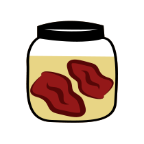 Rajčata sušená v oleji