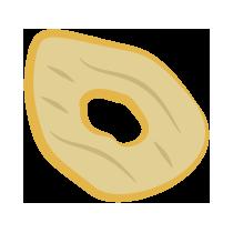 Hruška sušená