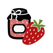 Džem jahodový