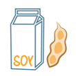 Mléko sójové