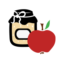 Džem jablečný